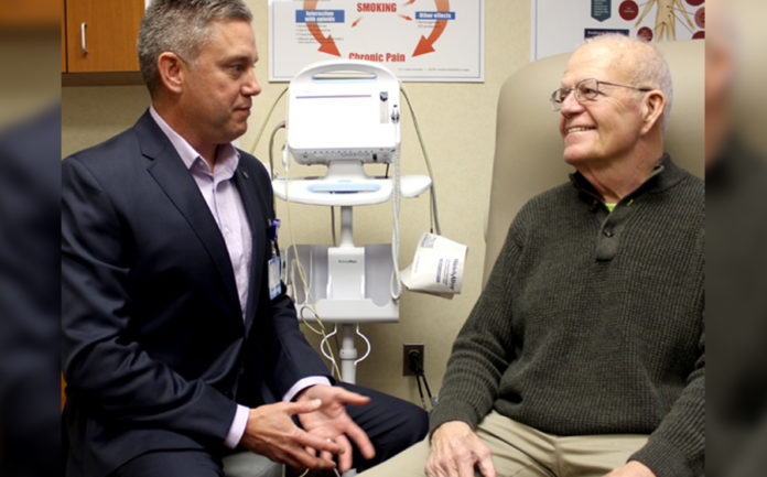 Specialist Provides Options To Patients for Chronic Pain Management