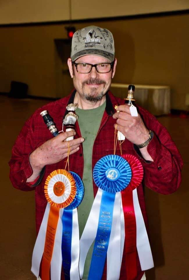 Owner carries on tradition of his father-in-law with duck calls