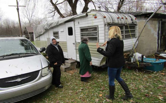Transformed From Life In A Trailer – Habitat For Humanity Rescues Those In Need