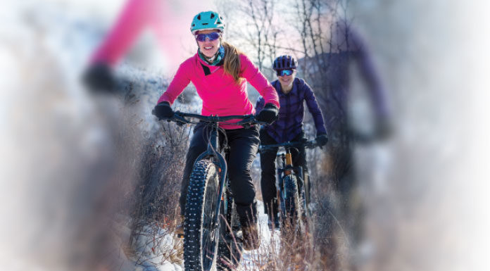 Where and How To Keep Bicycling Year Round
