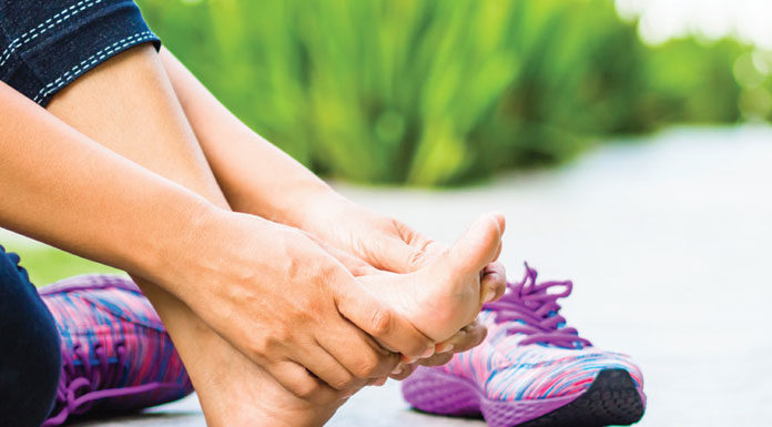 Get In Step With Diabetic Foot Health
